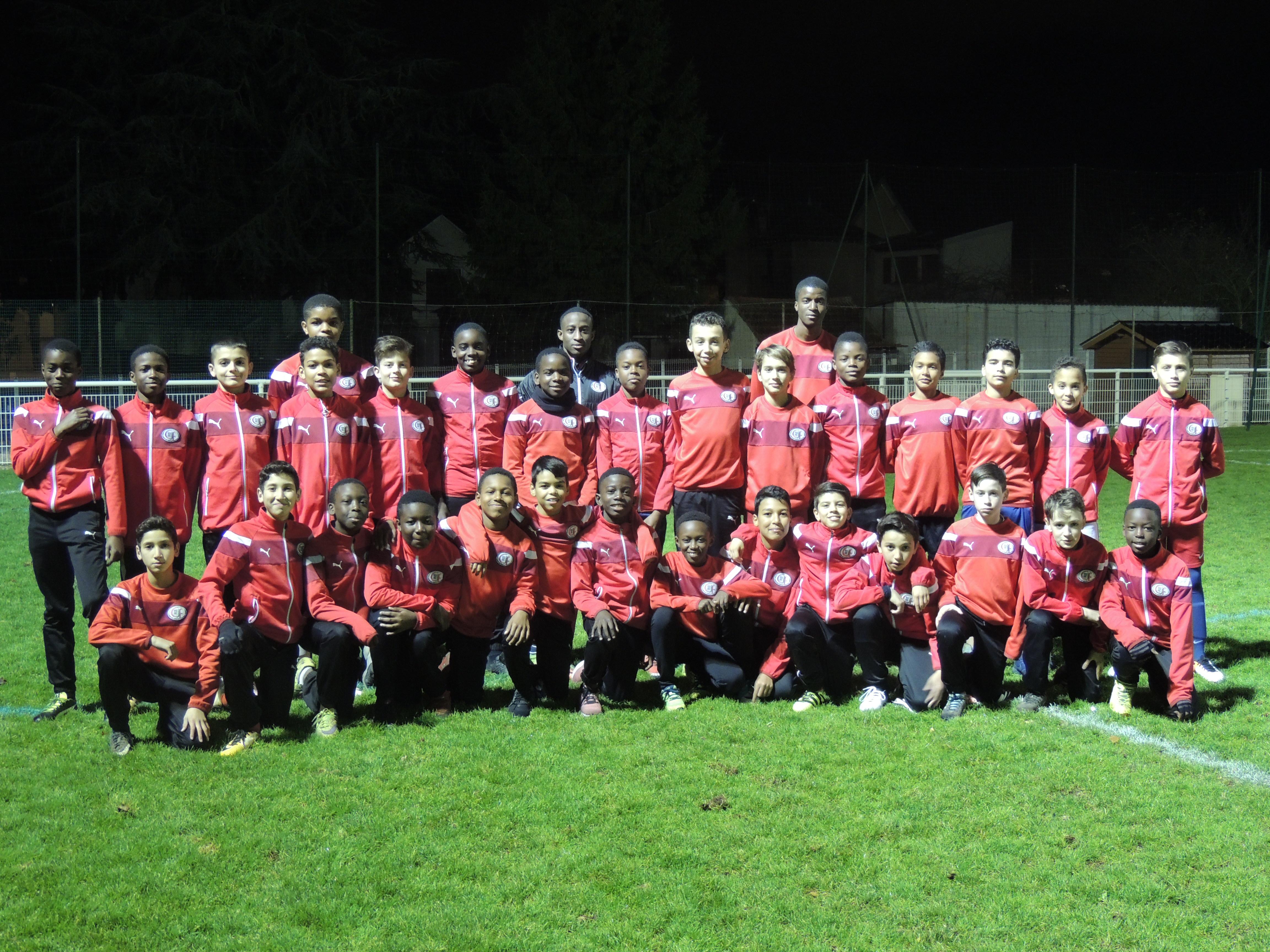 Groupe-U13: 2017-2018