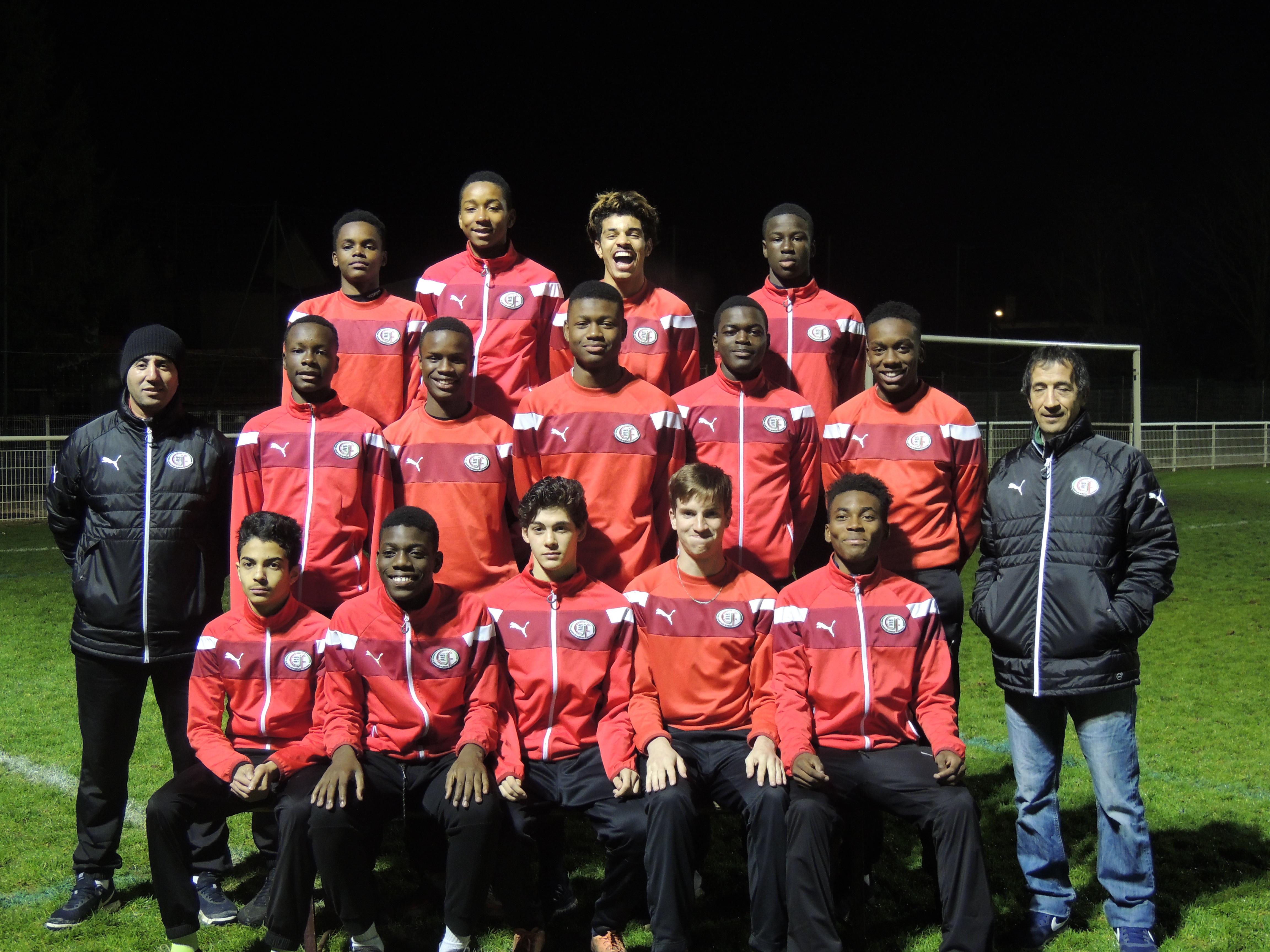 Groupe-U17 : 2017-2018